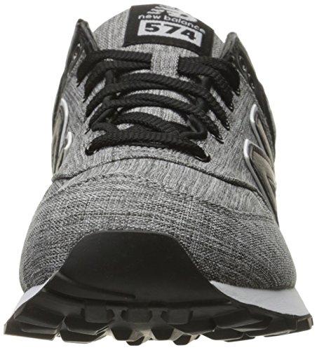 Black Balance Ml574 Homme Mode marblehead Baskets D New gwBqffx