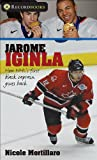 Jarome Iginla, Nicole Mortillaro, 1552775429