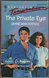 The Private Eye (Harlequin Temptation, No. 377) by  Jayne Ann Krentz in stock, buy online here