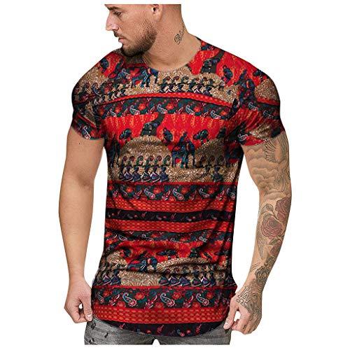 Letdown_Men tops Men Tshirts Graphic Funny Short Sleeve