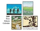 2009 Print Makers Calendar - The Four Seasons