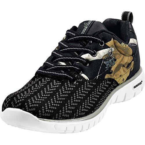 Legendary Whitetails Ladies Lisa Athletic Shoes Black 9