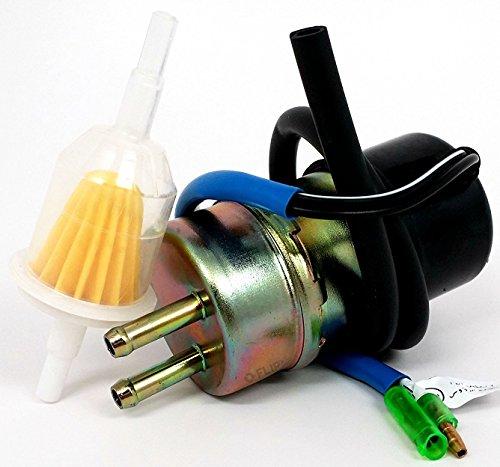 Fuel Pump Fits Kawasaki Mule Fuel Pump 1000 2500 2510 2520 3000 3010 - Kawasaki Mule 2510
