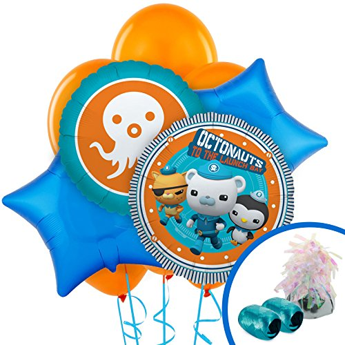 BirthdayExpress The Octonauts Party Supplies - Balloon