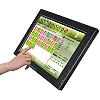 15inch LCD Touch Screen Monitor for POS 5 Wire Resistive