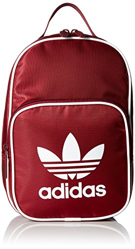 adidas Originals Santiago Lunch Bag, Dark Red, One Size