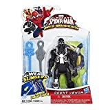 Marvel Ultimate Spider-Man Web Warriors Web Slingers Agent Venom Figure
