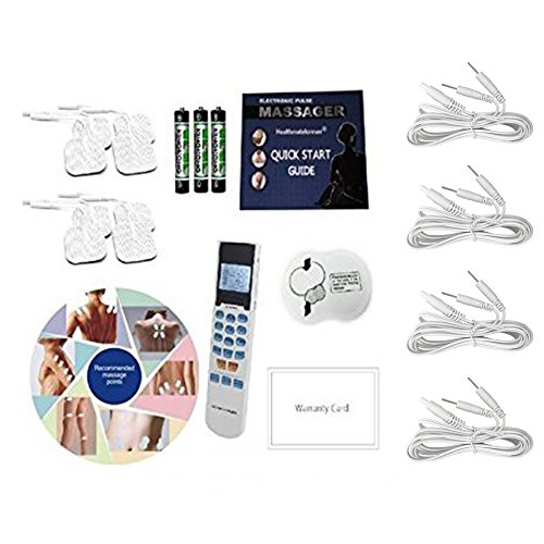 FDA-cleared-HealthmateForever-YK15AB-TENS-unit-Electronic-Pulse-Massager-Tennis-ElbowCarpal-Tunnel-SyndromeArthritis-Bursitisand-other-Inflammation-Ailments-Patent-NoUSD723178S