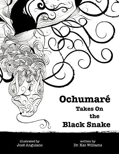Ochumaré Takes On the Black Snake (New Myths for the New Paradigm)