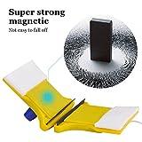 Yosoo Magnetic Double-Sided Window Glass Cleaner