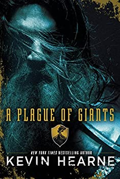 A Plague of Giants by Kevin Hearne science fiction and fantasy book and audiobook reviews