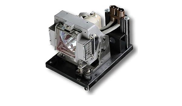 Vivitek D-6010 OEM Replacement Projector Lamp bulb Original Bulb and Generic Housing