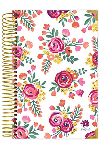 bloom daily planners 2017-18 Academic Year Hard Cover Daily