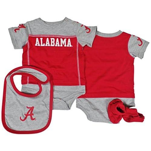 Alabama Crimson Tide Baby   Infant
