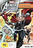 Avengers Assemble New Frontiers DVD