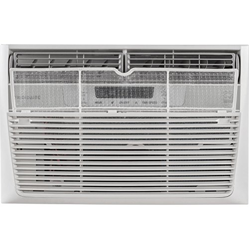 frigidaire ffre0833s1 8 000 btu 115v window mounted mini compact air conditioner with. Black Bedroom Furniture Sets. Home Design Ideas