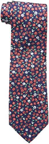 Tommy Hilfiger Men's Flower Field Tie