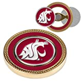 Washington State Cougars NCAA Challenge Coin & Ball Markers