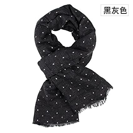 3f456c3b89e7a SED Scarf-Male Students All-Match Winter Scarf Knitted Scarf Imitation  Cashmere Scarf Female