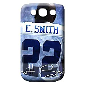 samsung galaxy s3 mobile phone carrying shells Scratch-proof Shatterproof Hot Fashion Design Cases Covers dallas cowboys