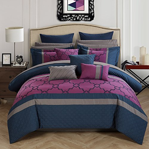quilted bed in a bag queen - 7