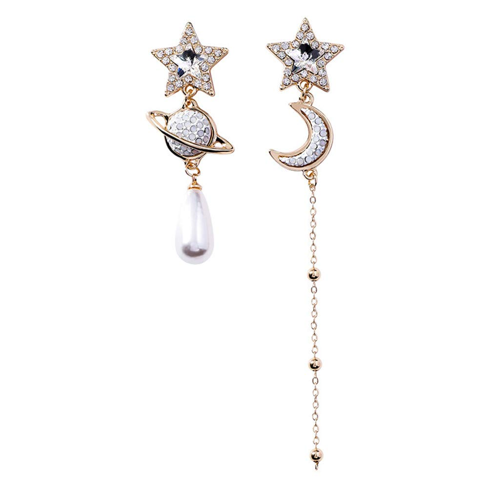 Fashion There is Always one for You Concise Atmosphere Earrings