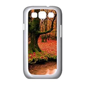 Samsung Galaxy S 3 Case, Autumn Forest Trees Case for Samsung Galaxy S 3 white lms317586363