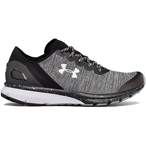 Under Black Negro Armour Mujer Charged para Zapatillas Escape UA Running de W HTrHq