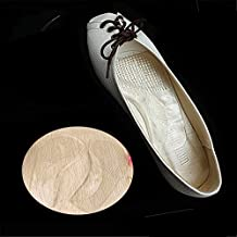 Buildent(TM) Flat Feet Arch Support Silicone Gel Pads Non-Slip Relief Shoes Insoles Cushion M-a-s-s-a-g-e Foot Care Tool