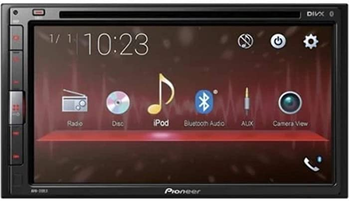 The Best Pioneer Indash Car Stereo Touch Screen Apple Play