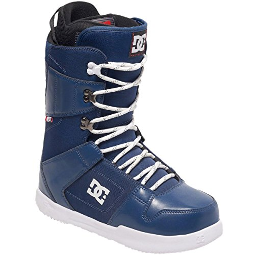 DC Phase Snowboard Boots, Insignia Blue, Size (Blue Mens Snowboard Boots)