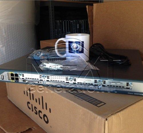 Cisco CISCO2801-SRST/K9 2801 Voice Bundle Router w/ PVDM2-8,