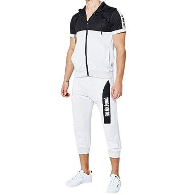 Camisetas Hombre Manga Corta, YanHoo Slim fit Camiseta de ...