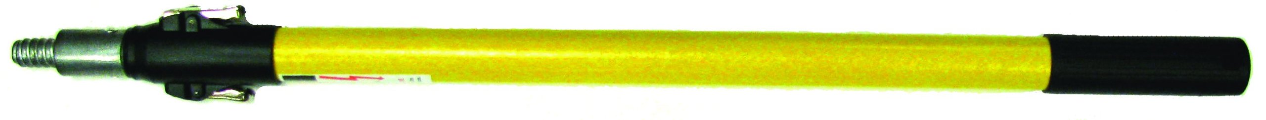 Magnolia Brush Super-Loc 48 Super-Loc Fiberglass Handle with Aluminum Slider Tube, 4' - 8' Length (Case of 6)