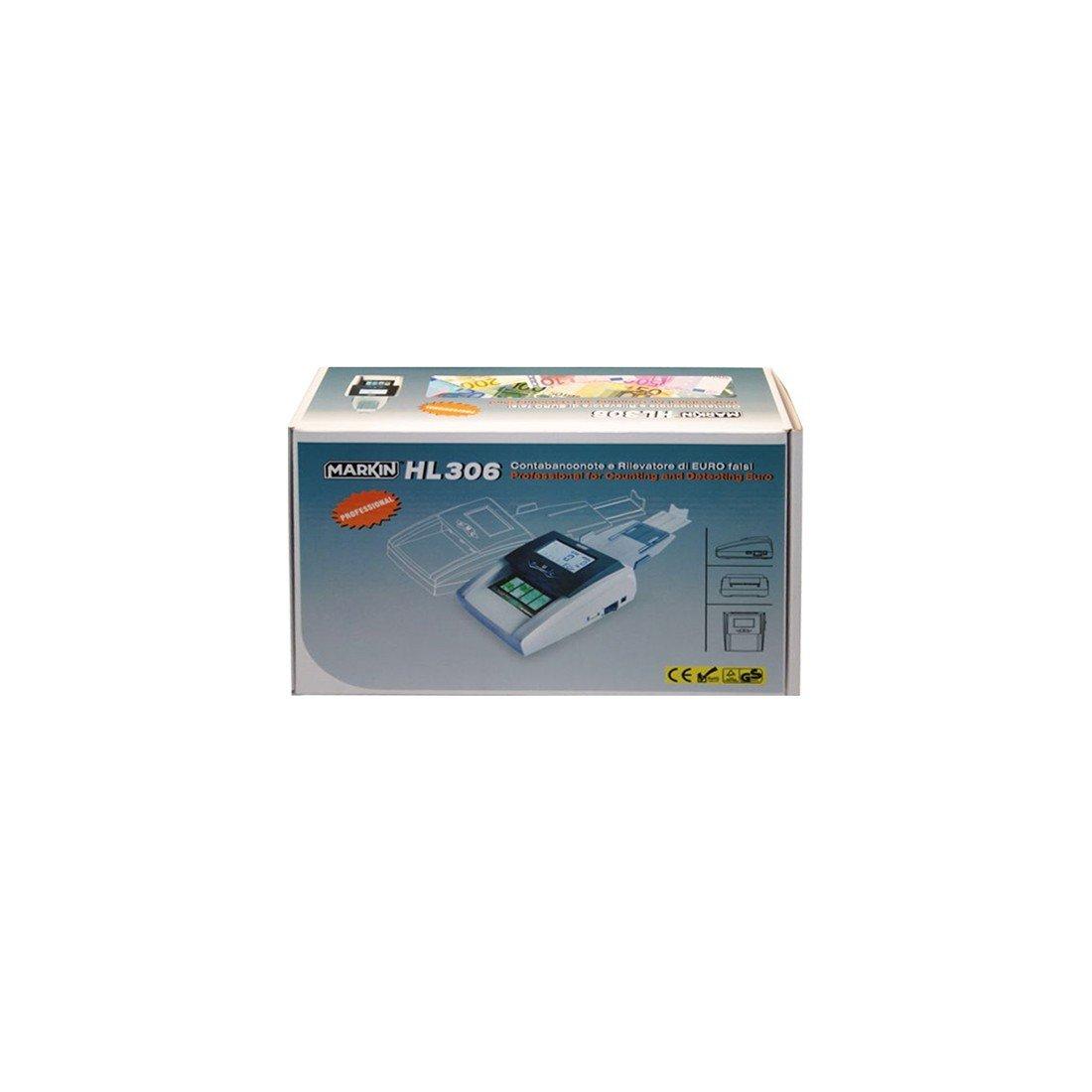Markin HL306 Banknote counting machine Grigio, Bianco 340HL306