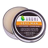 Sexy Man Men's Solid Cologne by Aromi - 1oz. vegan cologne