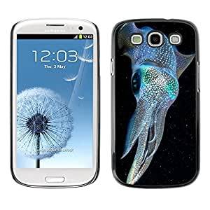 SKCASE Center / Funda Carcasa - Buceo Electric Blue;;;;;;;; - Samsung Galaxy S3