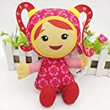 Team Umizoomi Plush Doll Toys for Kids Children --Milli