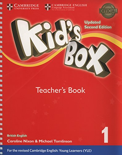 Kid's Box Level 1 Teacher's Book British English