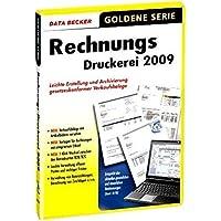 Rechnungsdruckerei 2009