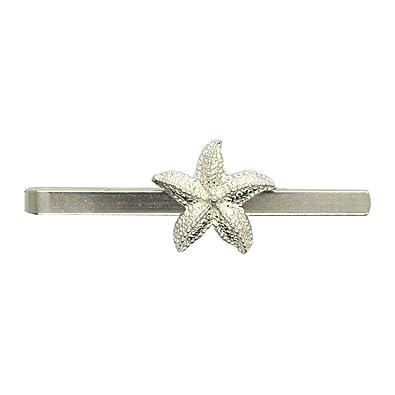 Kiwi Pinza de corbata Estrella - hecho a mano en Estaño - Creación ...