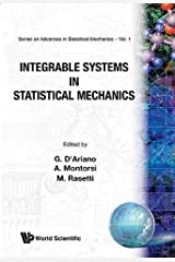 Integrable Systems in Statistical Mechanics (Advances in Statistical Mechanics) Hardcover