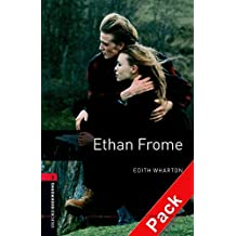 Oxford Bookworms Library: Ethan Frome Audio Pack (double CD): Level 3: 1000-Word Vocabulary (Oxford Bookworms Library, Stage 3)