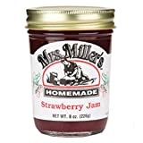 Mrs. Miller's Amish Homemade Jam, Strawberry, 24 Ounce