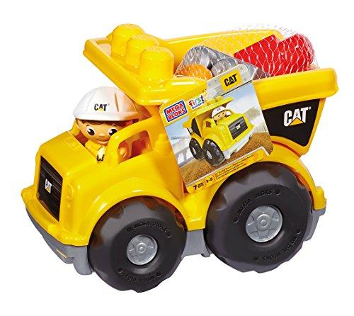 First Truck (Mega Bloks Caterpillar Lil' Dump)