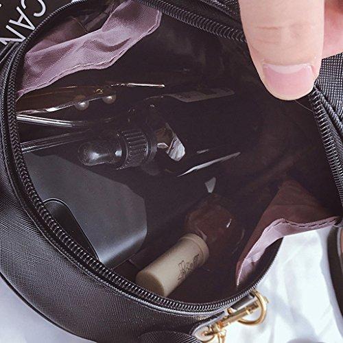 Runde Senoow Bag Quaste Für Tote Schultertasche Tasche Mädchen Frauen Handtasche Lace Pink Princess Crossbody Geschenk ngg4wq8F