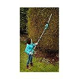 Bergman 3m Long Reach Telescopic Hedge Trimmer - Electric Garden Tool