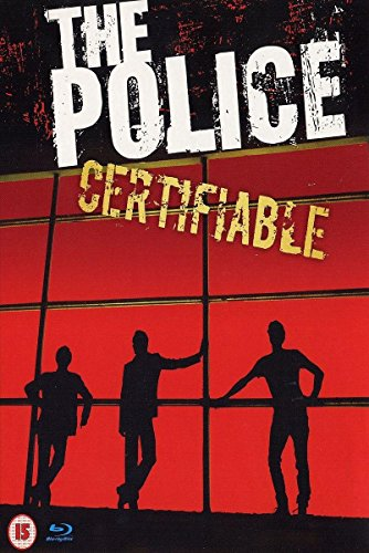 Certifiable/ [Blu-ray] - Shop Police Uk