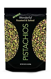 Wonderful No Shell Pistachios (24 oz.)