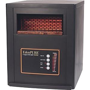 Amazon Com Edenpure Coppersmart 1500 Watt 5000btu With